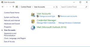 Enable administrator account windows 10 1