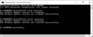 How to Fix windows update stuck on windows 7/8/10 1