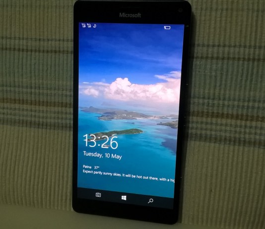 Windows 10 Mobile Anniversary Update on unsupported Lumia