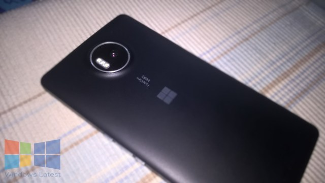 Lumia 950 XL Camera 1