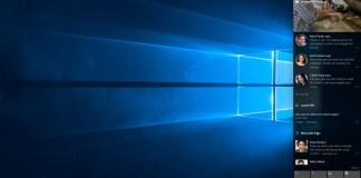 Action Center Windows 10 Anniversary Update