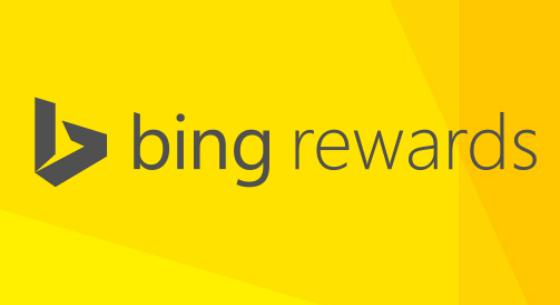 Bing rewards logo