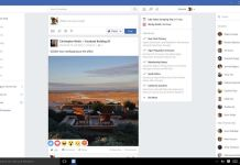 Facebook Beta PC