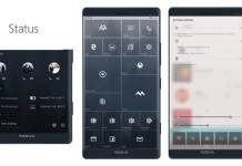 new Windows 10 Mobile concept