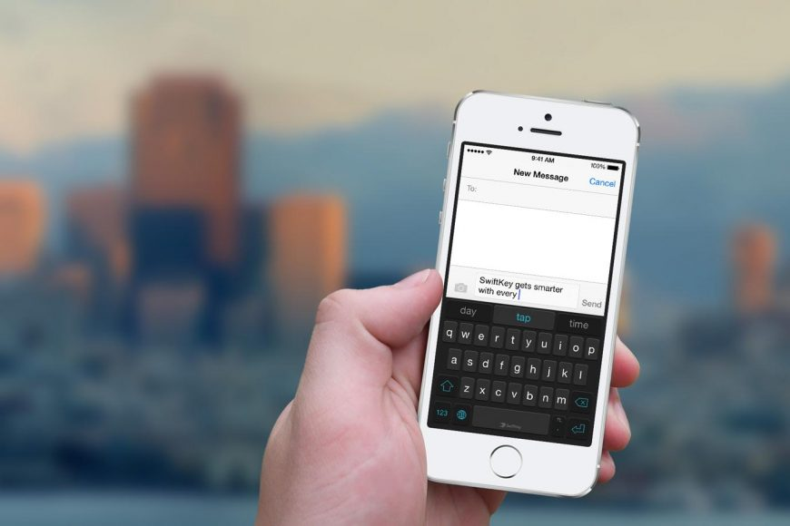 Microsoft's SwiftKey updates on iOS with new themes, languages, and more