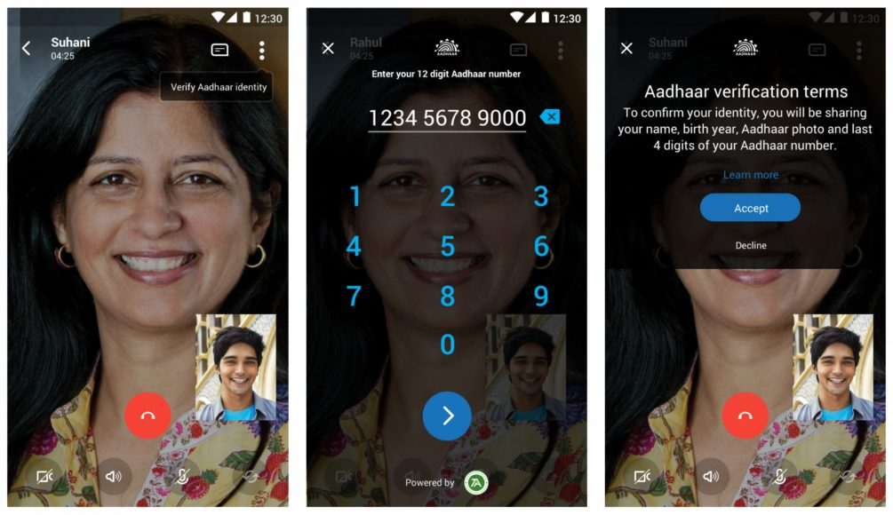 Skype Lite gets Aadhaar integration: Here's how to use