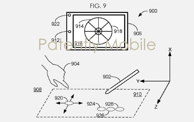 Surface Phone to come with a 3D camera, new patent details ...
