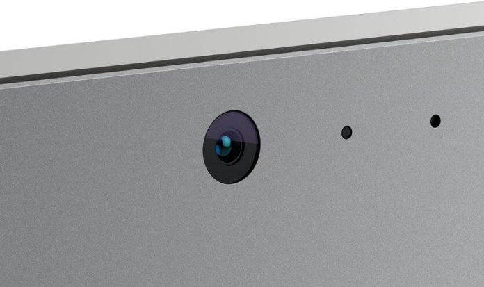 Camera on Surface Pro 4