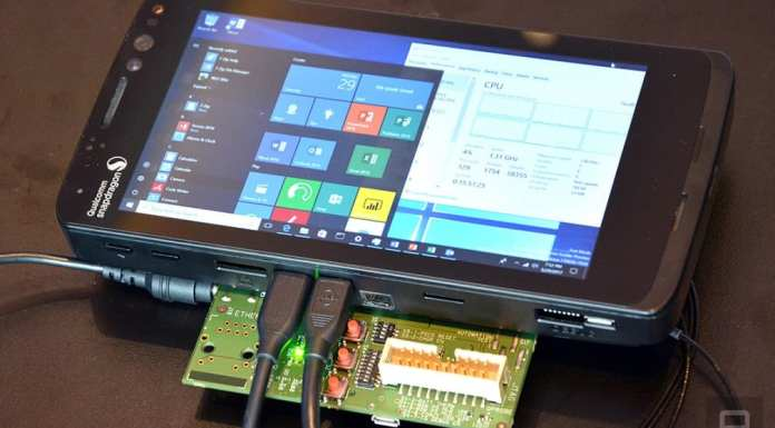 Windows 10 on ARM