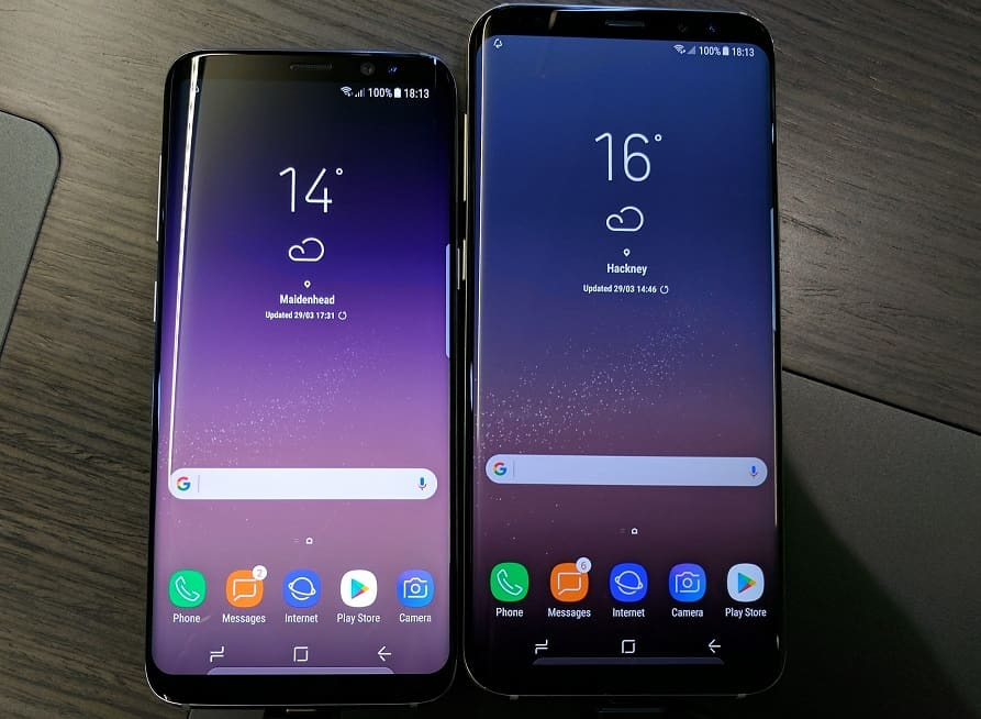 Galaxy S9 May Ditch the S8's Greatest Flaw