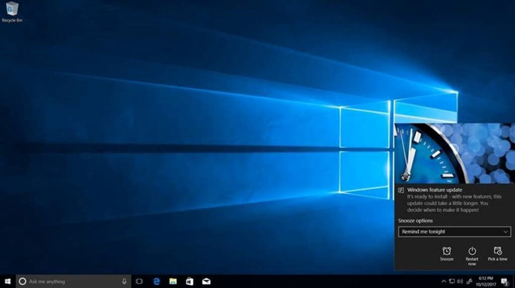 Windows 10 Fall Creators Update Now Fully Rolled Out Worldwide