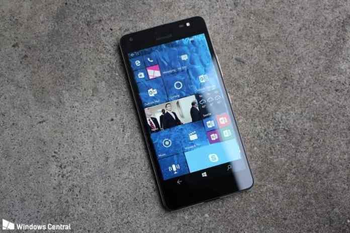 Microsoft Lumia 650 XL