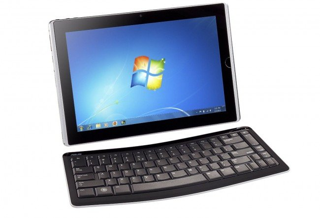 ASUS-Eee-Slate Windows Tablet