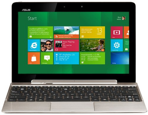 Asus Windows 8 ARM tablet