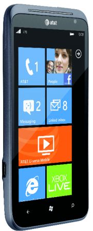 Windows Phone HTC Titan 2