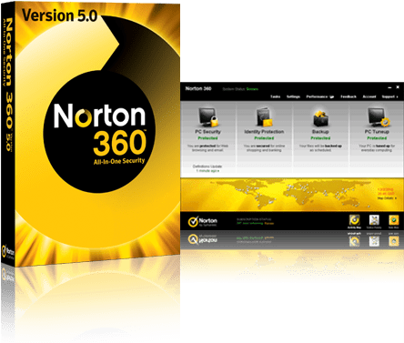 Norton 360 Internet Security Suite