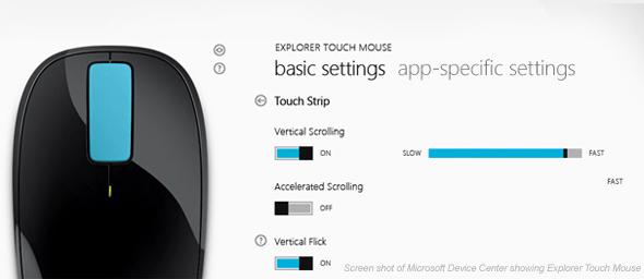 Microsoft Device Center App