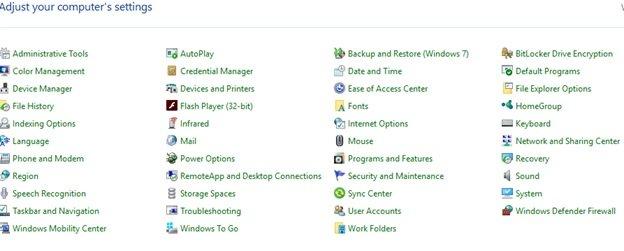 Notifications in Windows 10