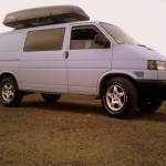 Vw Transporter T4 Syncro Camper Conversion Bf Goodrich All Terrain Tyres