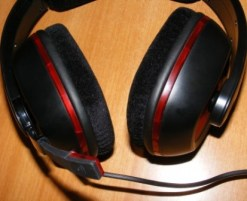 DJ headphones/Circum Aural