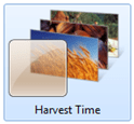 harvesttimethemelogo