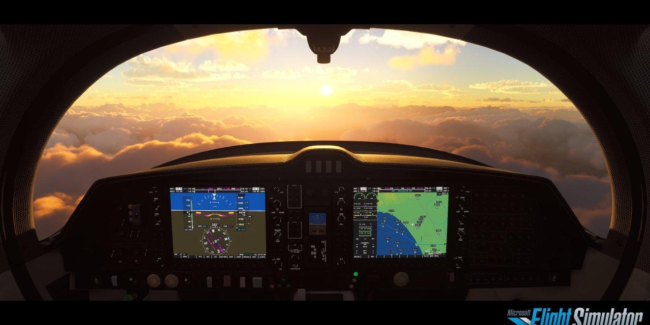 e01d09c44 Microsoft Flight Simulator Insider Program & Wallpapers #XboxE3 ...