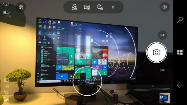 Windows Camera update brings Time Lapse icon, new shutter ...