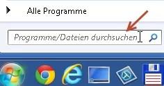 programme dateien suchen