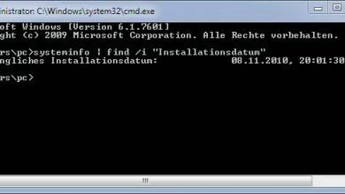 Kurztipp: wann haben Sie Windows 7 installiert? 0