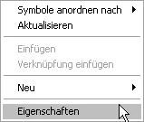 Automatischen Desktop – Säuberung ausschalten 0