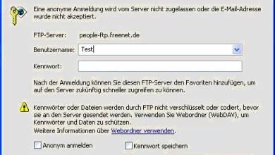 Photo of Upload mit dem Internet Explorer wie mit einem FTP – Programm