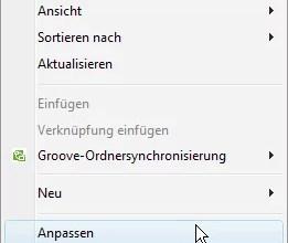 Windows Vista Design ändern 0