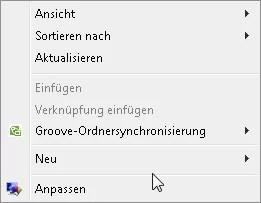 Eigene Bilder-Videos als Bildschirmschoner einrichten bei Vista 0