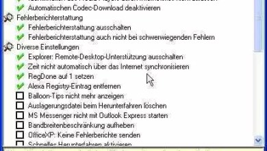 Photo of Windows XP Spionage mit XP Antispy verhindern ( Anleitung )