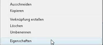 Schreibschutz einrichten bei Windows Vista 0