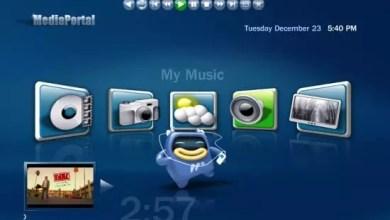Media Portal für Windows 8 0