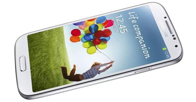 Samsung Galaxy S4 Update 0