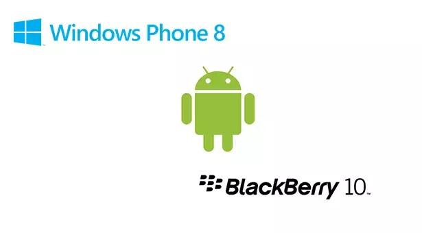 Windows Phone 8, Android 4.2 Jelly Bean und BB10 – ein Vergleich 0