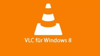 Photo of Neues an der Entwicklerfront: VLC-Player für Windows 8 ist fast fertig