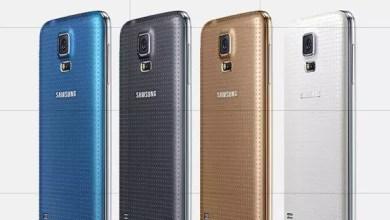 Photo of Das Samsung Galaxy S5 ist da!