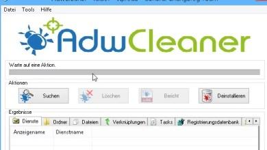 Photo of AdwCleaner – Anleitung zum Entfernen von Adware Malware