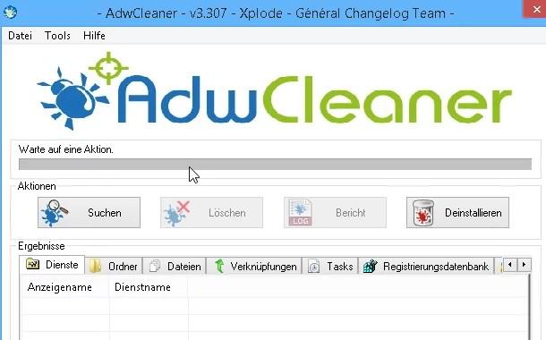 AdwCleaner OMIGA PLUS entfernen Omiga Plus Omiga Plus entfernen adwcleaner anleitung