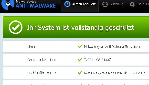 Malwarebytes Anti-Malware 0