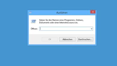 Photo of Ausführen an die Taskleiste anheften bei Windows 8.1