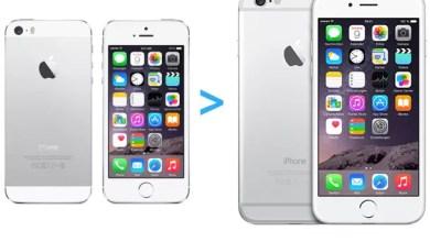 Umziehen altes iPhone auf neues iPhone 6 ohne Datenverlust 0