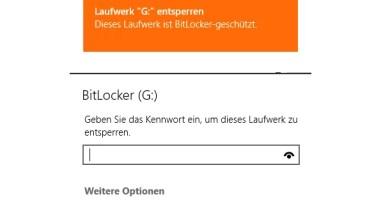 Photo of Windows 8.1 – USB Stick mit BitLocker verschlüsseln