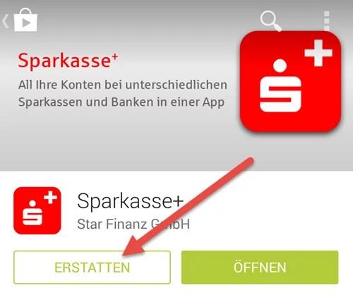 android-app-erstatuung
