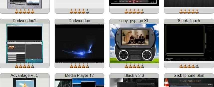 VLC Media Player Skins Downloaden 0