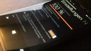 Photo of Windows Phone 8.1: Praktische Tipps für längere Akkulaufzeit