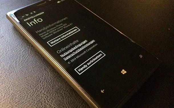 Handy Windows Phone